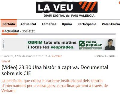 LaVeu CIE Valencia